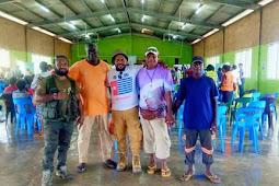 OPM Dan TPNPB atas Nama Bangsa Papua Ucapkan Selamat Kepada Bangsa Bougainville atas Kemenangan Referendum