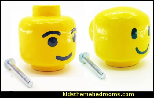 LEGO knobs furniture knobs LEGO drawer knobs LEGO