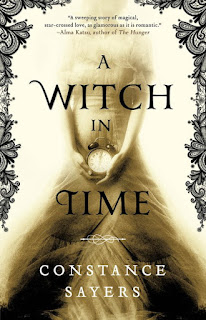 Interview with Constance Sayers, author of A Witch in Time