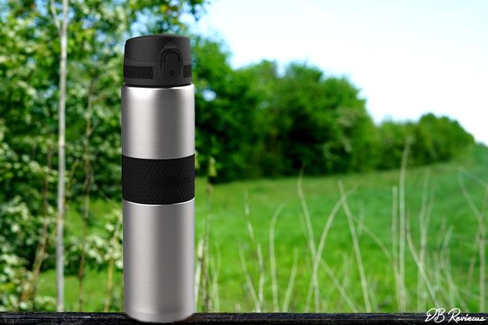 Ion8 Leak-proof Steel Flask