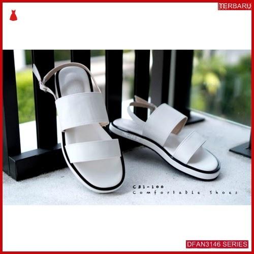 DFAN3146S102 Sepatu Rr 12 Wedges Wanita 3 Cm BMGShop