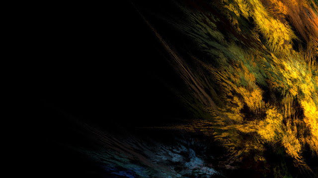 Abstract Fractal background in HD