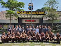 Kegiatan Serdik Sesmpimmen Dikreg ke-59 di Gresik dihadir Pejabat Sespimmen Polri