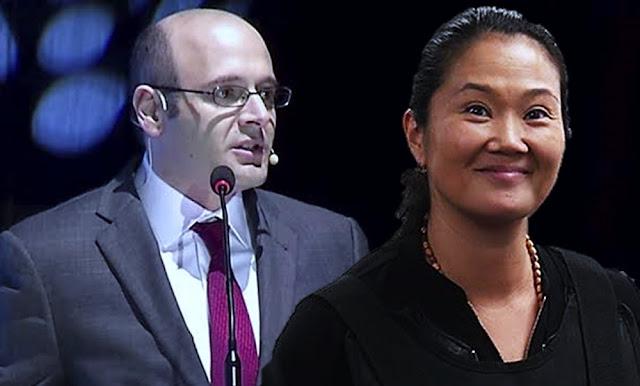 Keiko Fujimori: aporte de Credicorp a Fuerza Popular provino de paraíso fiscal Grand Cayman