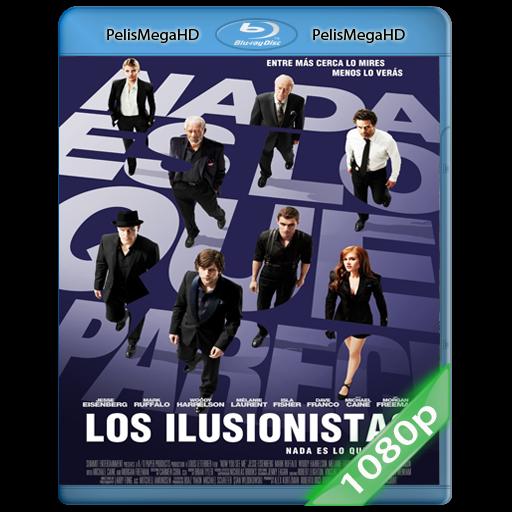 LOS ILUSIONISTAS: NADA ES LO QUE PARECE [EXTENDED] (2013) 1080P HD MKV ESPAÑOL LATINO