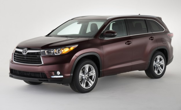 Living the High Life: 2014 Toyota Highlander Priced from $30,075