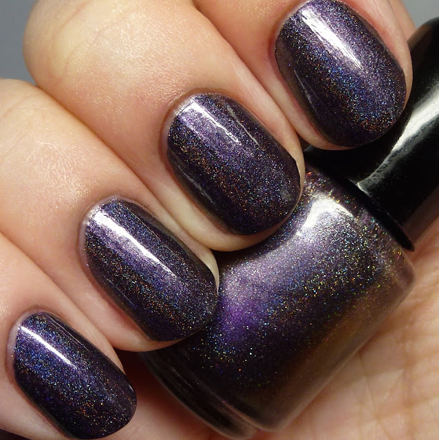 Polished Hippy PRL9 UCC6 Violet2 black Sp35