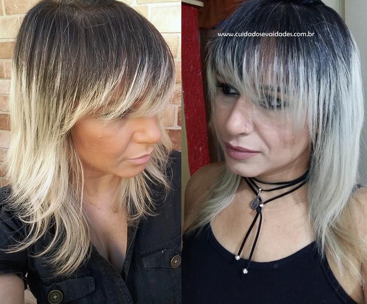 Máscara Matizadora Platinum para cabelos platinados
