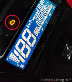 Lampu Indikator Motor Injeksi Honda (MIL) menyala terus  simak cara mengetahuinya