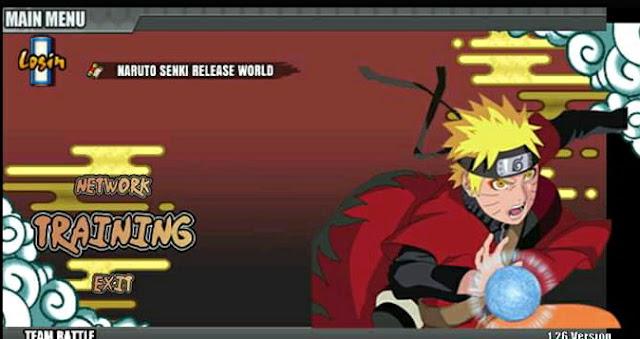 Download Naruto Senki Final 2020 Mod Apk Full Karakter Update Terbaru