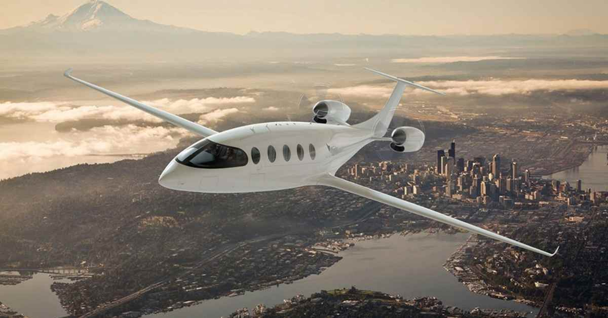 Eviation Aircraft Has Unveiled Its Alice Electric Jet - Moniedism