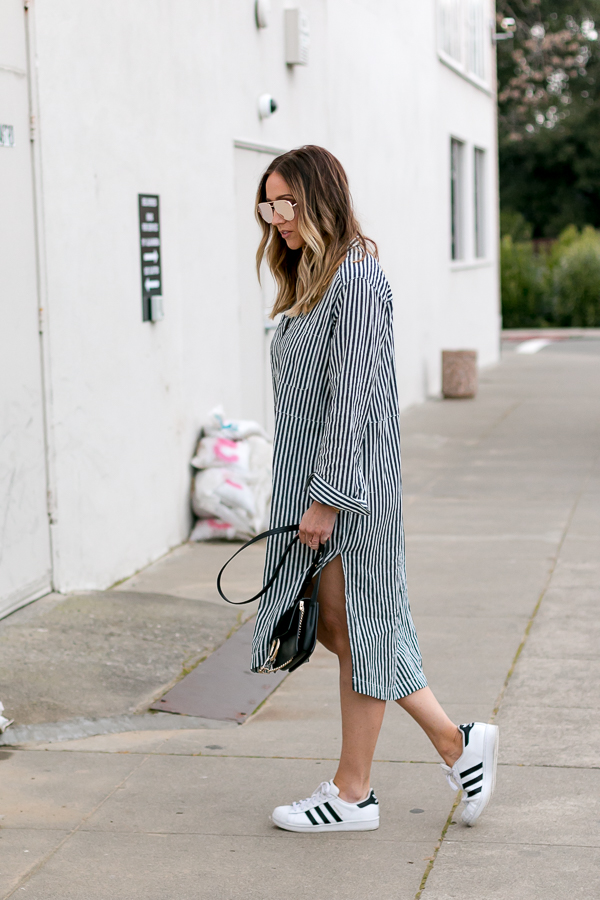winter shirtdress style parlor girl