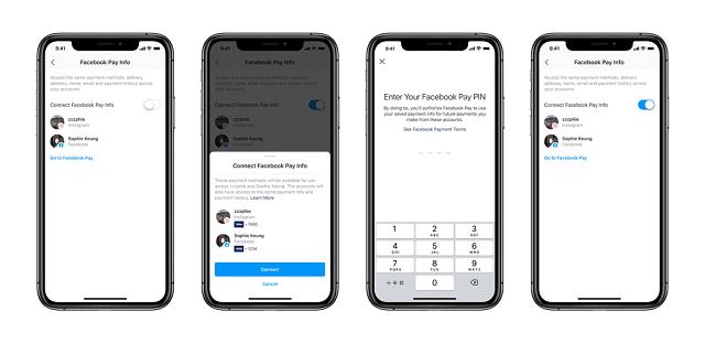 فيسبوك يسهل إدارة الحسابات عبر مركز الحسابات الجديد