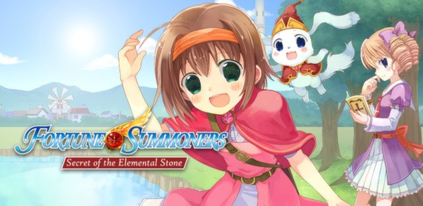 Fortune Summoners – The Secret of Elemental Stone