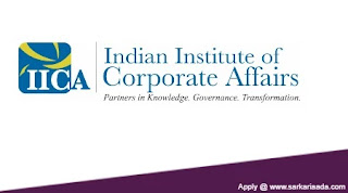 IICA-The Indian Institute of Corporate Affairs Recruitment various position