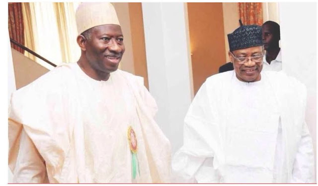 Jonathan, IBB, absent at Council of State meeting