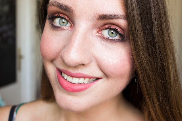 Tutoriel maquillage Naked Heat Urban decay
