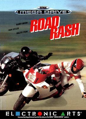 Rom de Road Rash - Mega Drive - PT-BR
