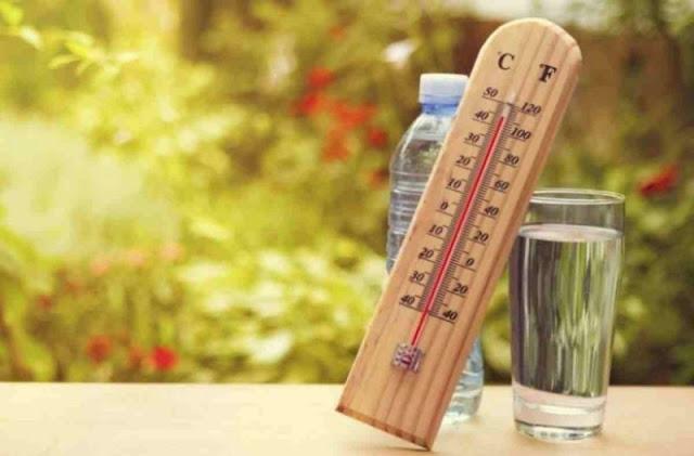 Σε ποια περιοχή της Πελοποννήσου έφτασε στους 41 βαθμούς η θερμοκρασία - Πρόγνωση για την Δευτέρα