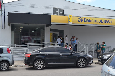 Resultado de imagem para banco DO BRASIL em esperança