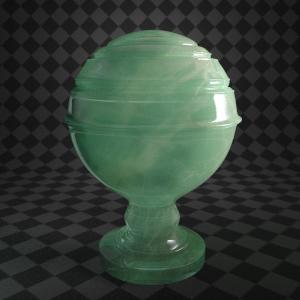 gach bong-jdr6 Vật liệu V-Ray FastSSS2 (Phần 3)