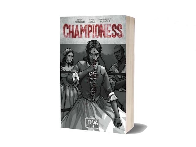 Championess by Shanker, Puentes, Zekas