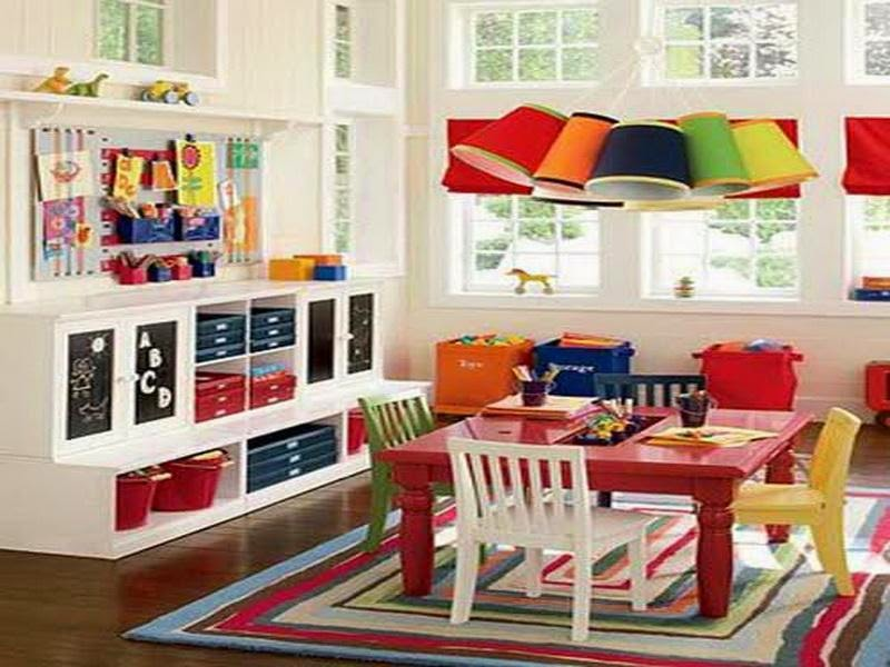 Room Decor Ideas For Toddlers