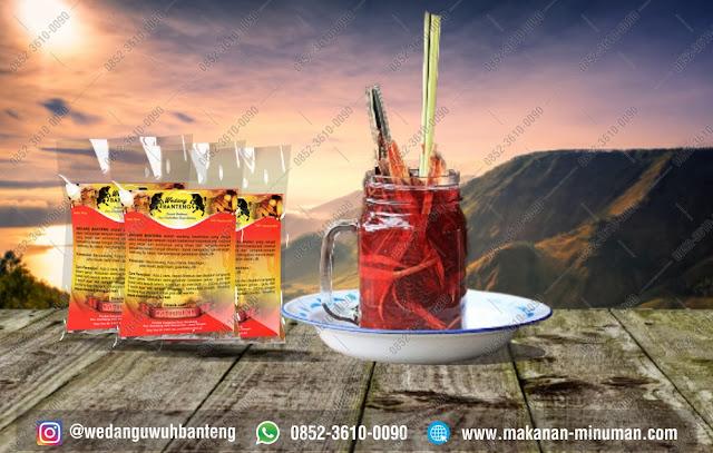 jual wedang uwuh sachet murah, minuman tradisional, 0852-3610-0090
