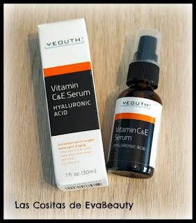 #serum #yeouth #vitaminaC #vitaminaE #cosmetica #skincare #beauty #belleza