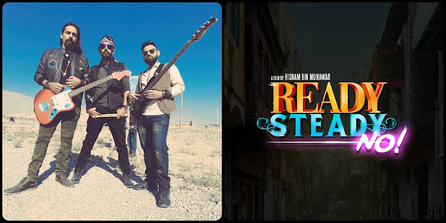 Rock band Badnaam has a song in Ready Steady No and we are loving it.