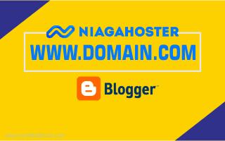 Langkah Mudah Custom Domain Dot Com Ke Blogspot