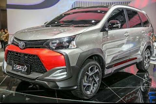 Avanza versi crossover. Apakah ini penantang Honda BRV?