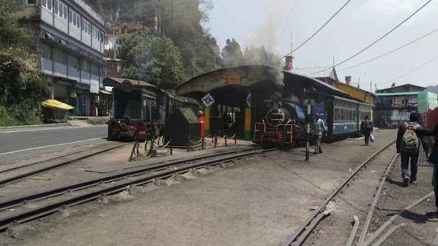 FARE CHART FOR DARJEELING TOY TRAIN
