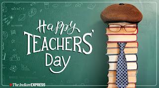 Happy Teacher's Day 2019