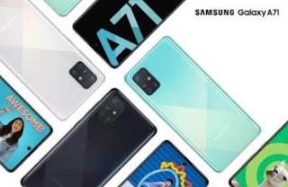 spesifikasi, harga dan review samsung galaxy a71