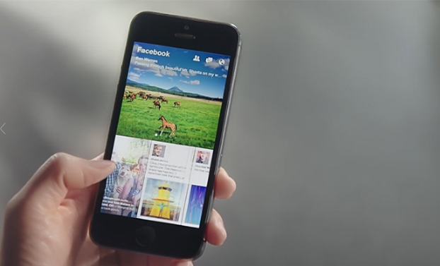 Facebook Recycles Paper App