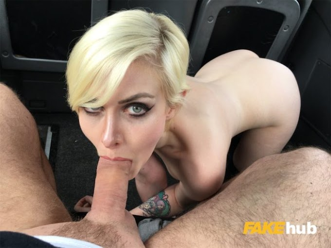 Daisy Delicious - Hot posh student tries anal fucking