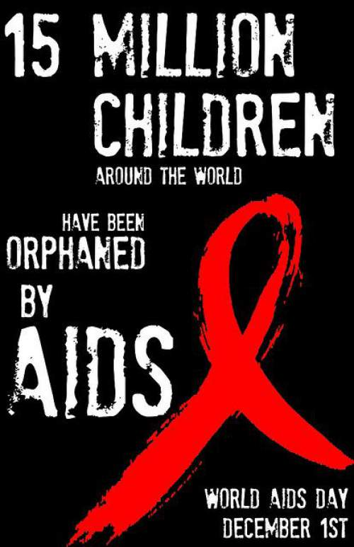 Contoh Poster Hiv Aids Yang Baik Idnewscoid
