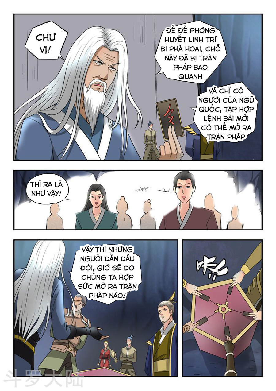 Võ Thần Chúa Tể Chapter 292 video - Hamtruyen.vn