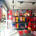 Betörtek az Atlético Madrid egyik szurkolói boltjába