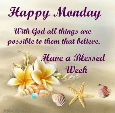 good morning monday god bless you images