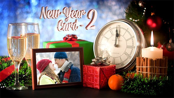 New Year Card 2[Videohive][After Effects][18622628]