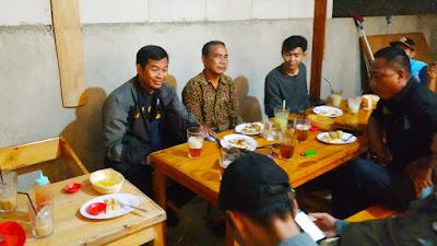 Herdiansyah Dipercaya PLT Ketua Karang Taruna Kecamatan Kosambi