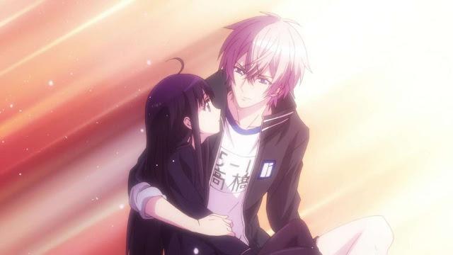 Hatsukoi Monster di Rekomendasi Anime Romance - Shoujo Terbaik