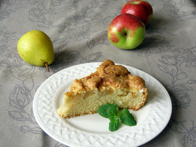 jab Jabłecznik z dodatkiem gruszek