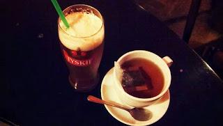 Piwo i herbata