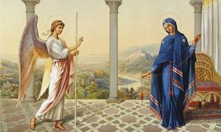 25η Μαρτίου γιορτή σήμερα: Ευαγγελισμός Θεοτόκου