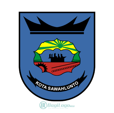 Kota Sawahlunto Logo Vector
