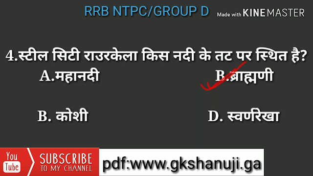 RRB NTPC/GROUP D PREVIOUS YEAR QUESTIONS