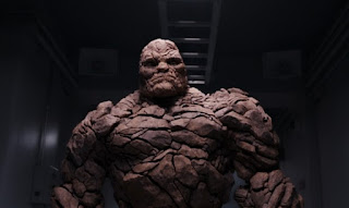 Fantastic Four The Thing Jamie Bell 2015